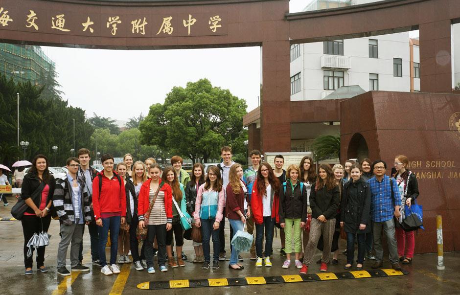 Viajes de estudio a China