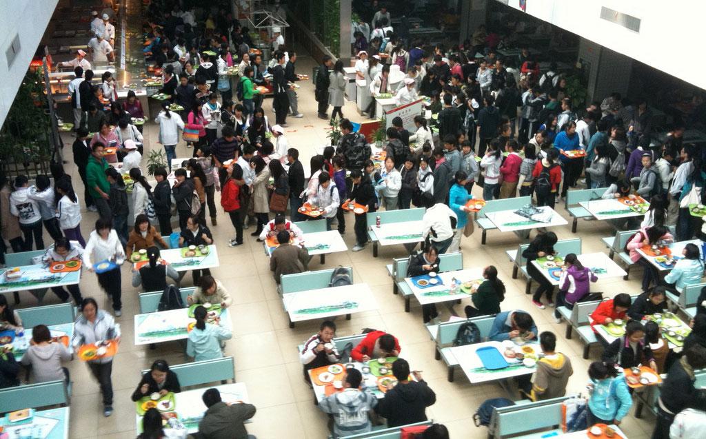 Captación de estudiantes chinos de secundaria, ¡el nuevo nicho de mercado!